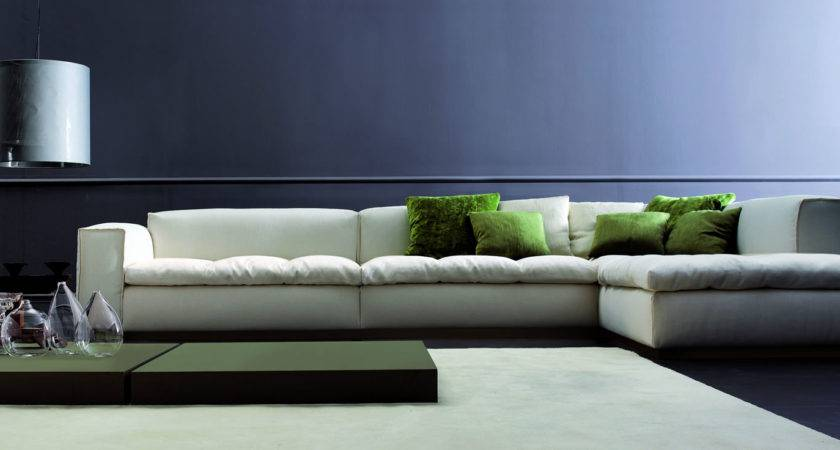 Sofa Modern Sofas Small Spaces Decor Ideas