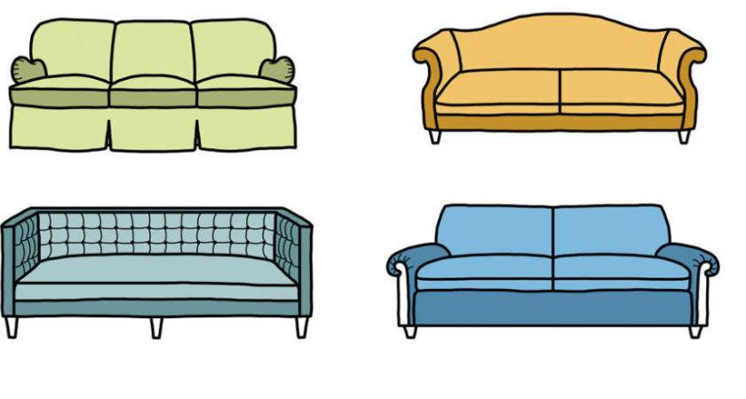 Sofa Styles Different Types Couches
