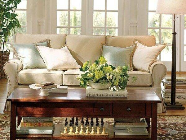 Sofas Living Rooms Ideas Vintage Touch