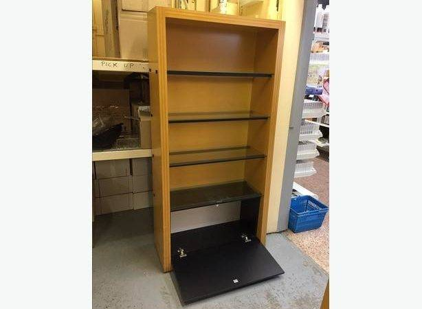 Solid Shelving Unit Used Central Ottawa Inside