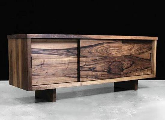 Solid Wood Furniture Eco Style Trend Interior Design