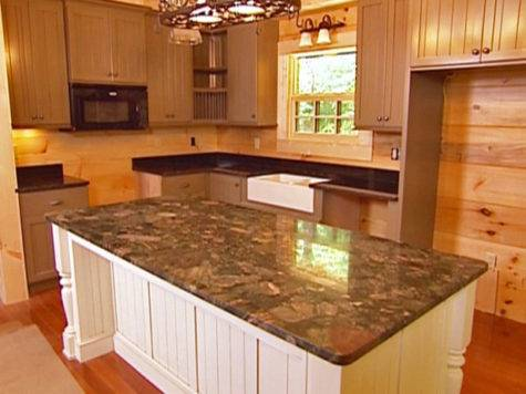 Some Great Kitchen Countertop Options Ideas