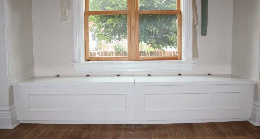 Sons Contracting Inc Built Window Bench Bay