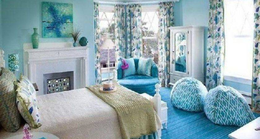 Soothing Wall Colors Hot Dreamgirls Blue Teenage Girls