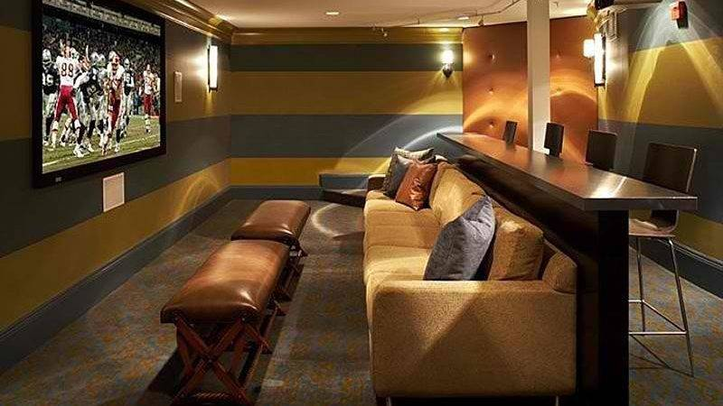Sound Proof Home Theater Room Ceiling