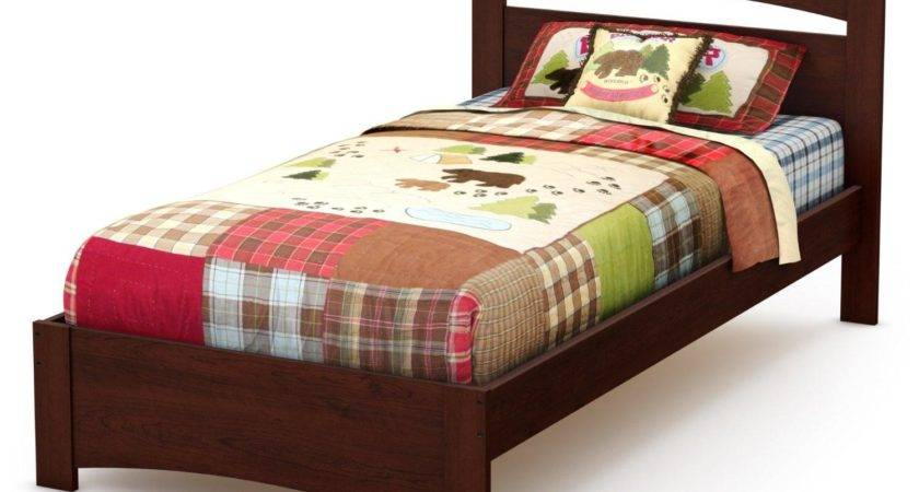 South Shore Libra Twin Bed Set
