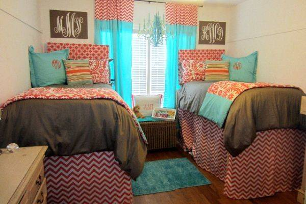 Southern Back School Dorm Decor