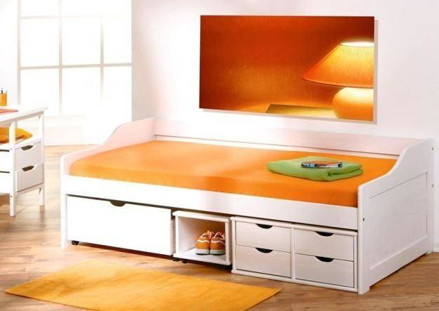 Space Saving Beds Storage Improving Small Bedroom