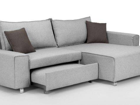 Space Saving Corner Sofa Bed Bellissimainteriors