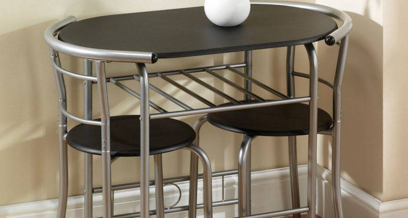 Space Saving Dining Table Chairs Home Architecture