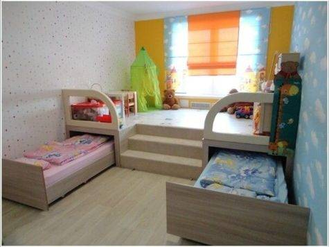 Space Saving Furniture Ideas Small Kids Room Home