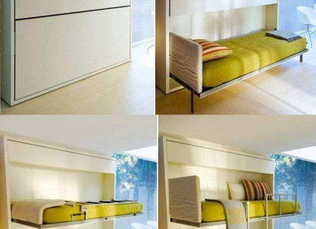 Space Saving Furniture Small Spaces Daily