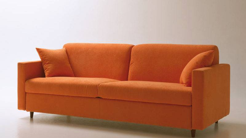 Space Saving Sofa Bed Swivel Opening Removable