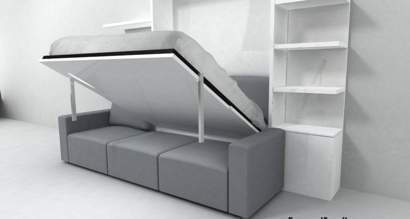 Space Saving Wall Bed Sofas Desks Murphysofa