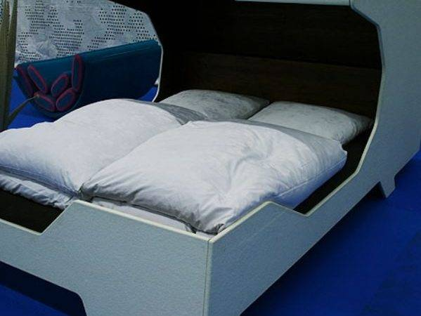 Space Ship Bed Plans Pics