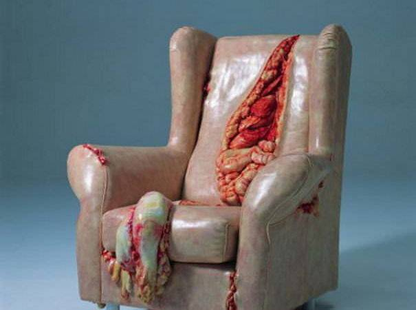 Special Chair Designed Zombies Cao Hui