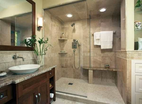 Spectacular Modern Bathroom Design Trends Blending