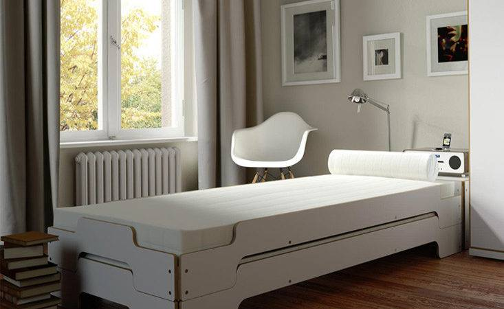 Stackable Guest Beds Small Spaces Rolf Heide
