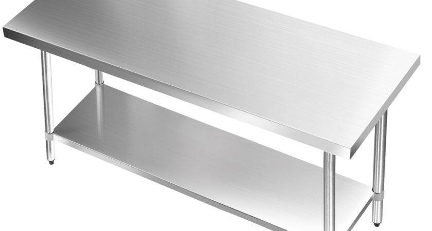 Stainless Steel Kitchen Work Bench Table