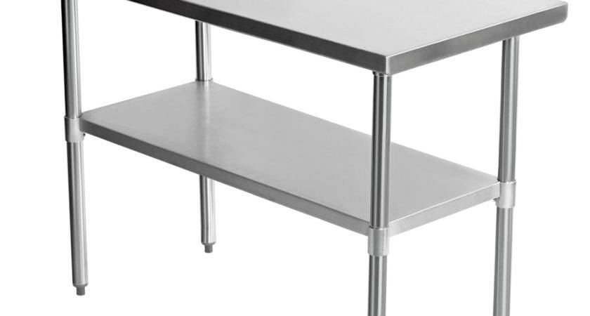 Stainless Steel Work Bench Catering Table