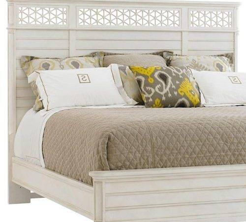 Stanley Furniture Cypress Grove Cottage Style Queen Wood