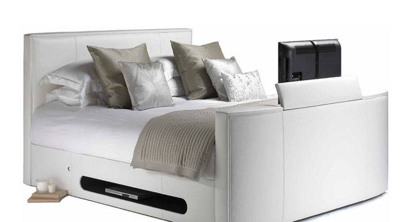 Star Collection New York Double Leather Bed