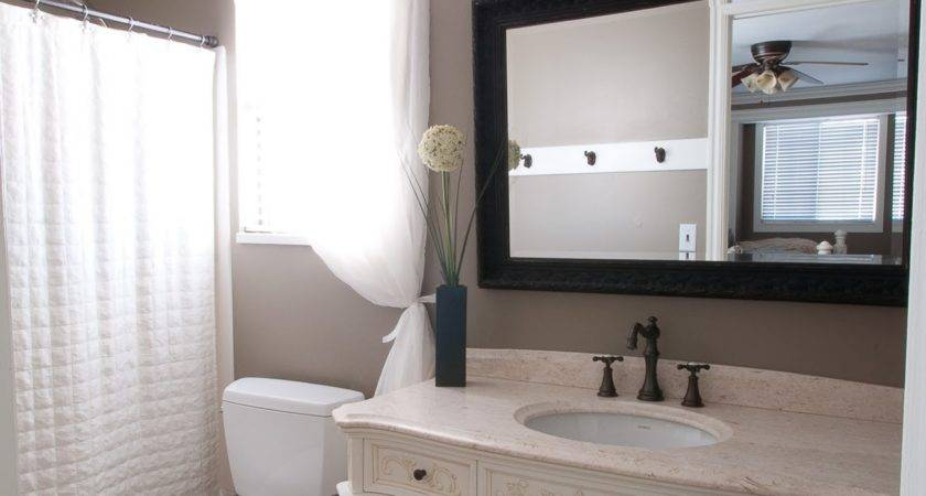 Start Home Bathroom Redo