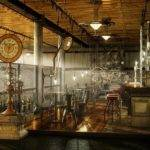 Steampunk Cafe Yoo Jaechang Architecture Cgsociety