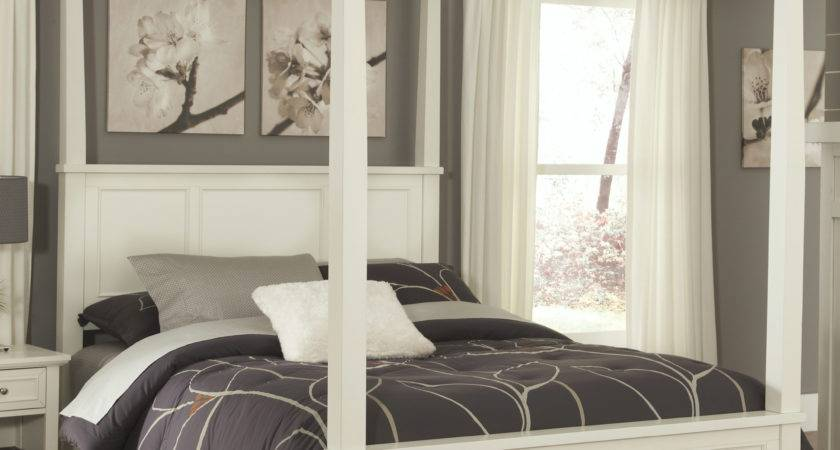 Steel Canopy Beds Metal Shade Rhodes Upholstered