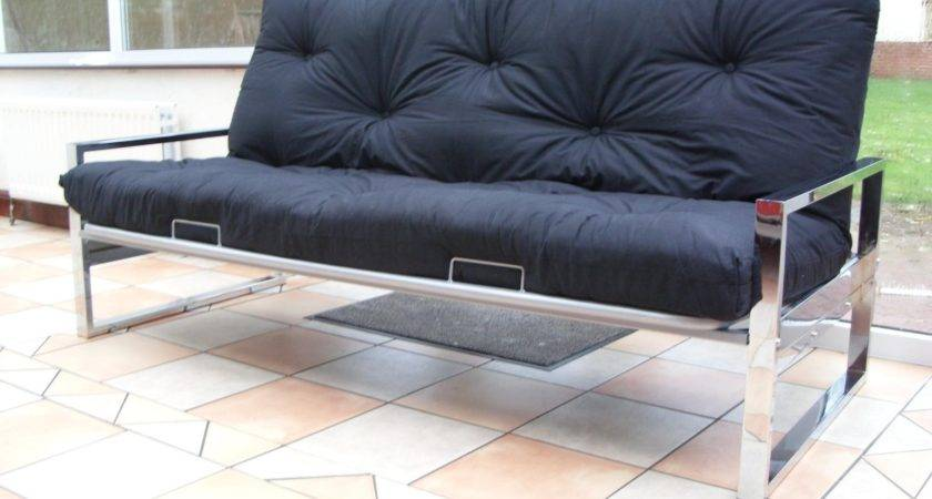 Steel Sofa Come Bed Musee