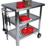 Steel Top Cucina Avanti Stainless Kitchen Barbecue