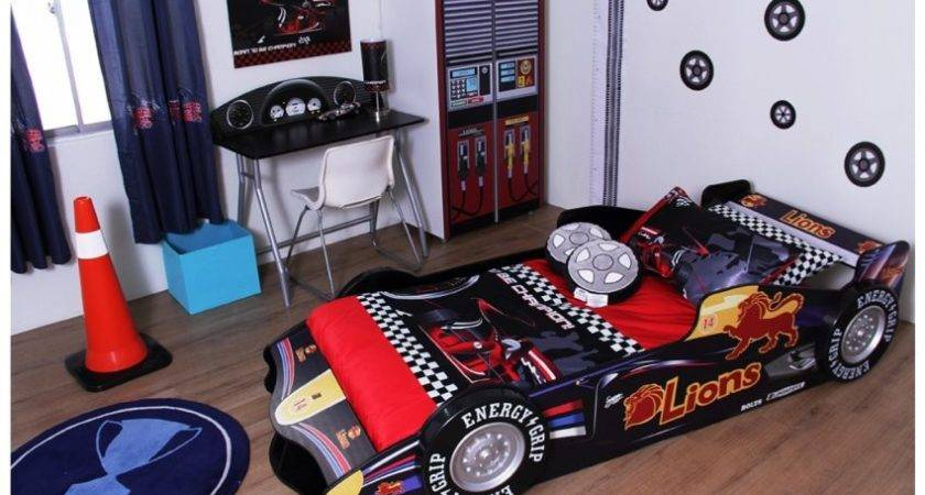 Step Corvette Bed Replacement Stickers Car Bedroom Set