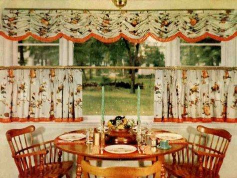 Steps Make Kitchen Curtains Valances
