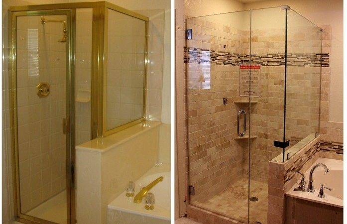 Steps Remodel Bathroom Chic Cheap Makeover