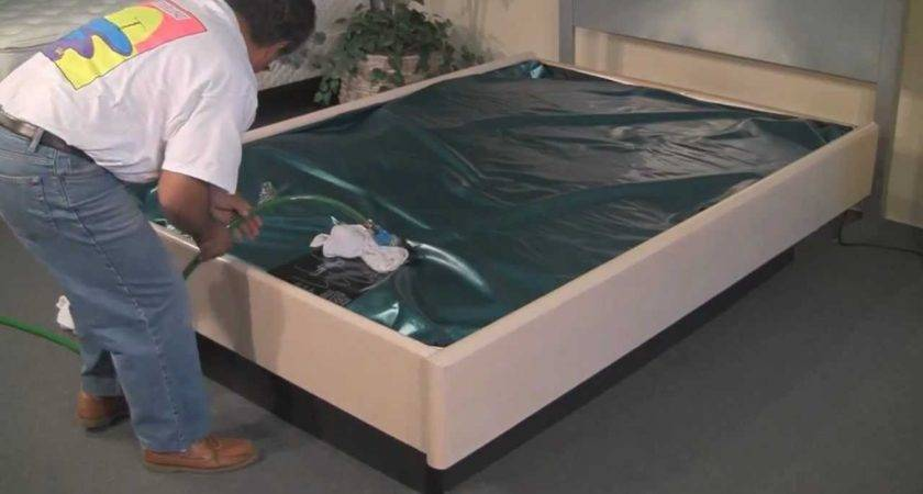 Sterling Sleep Systems Hardside Waterbed Instructional