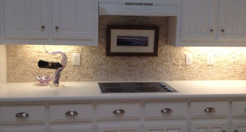 Stone Backsplash Atr Floors Decoratr Decor
