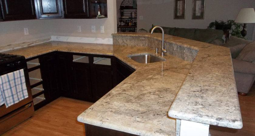 Stone Countertop Installations Bathroom