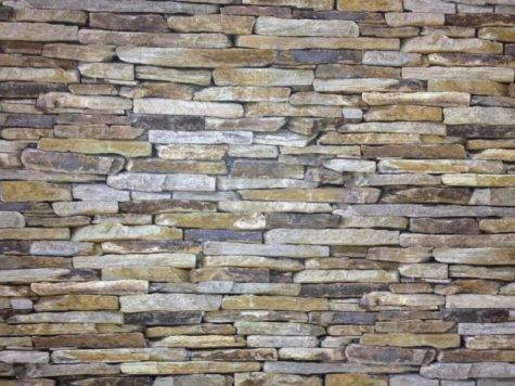 Stone Effect Grasscloth