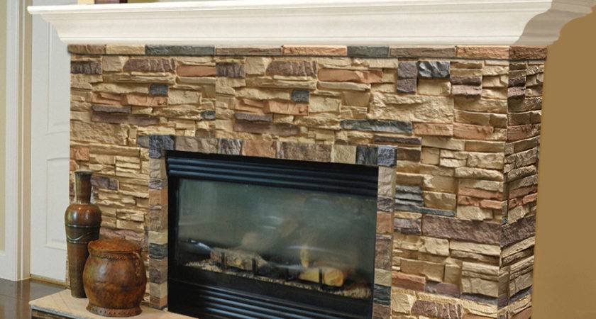Stone Fireplace Blog Cheap Faux Panels