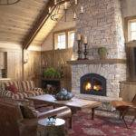 Stone Fireplace Designs Classic Contemporary Spaces