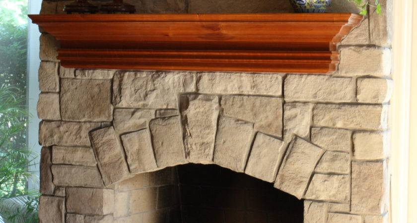 Stone Fireplace Mod North Star