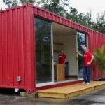Storage Container Homes Interior House Design