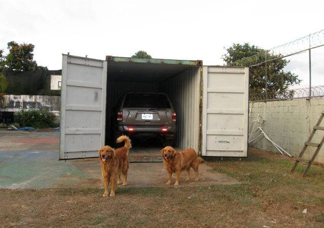 Storage Container Top Car
