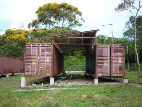 Storage Homes Container House Design