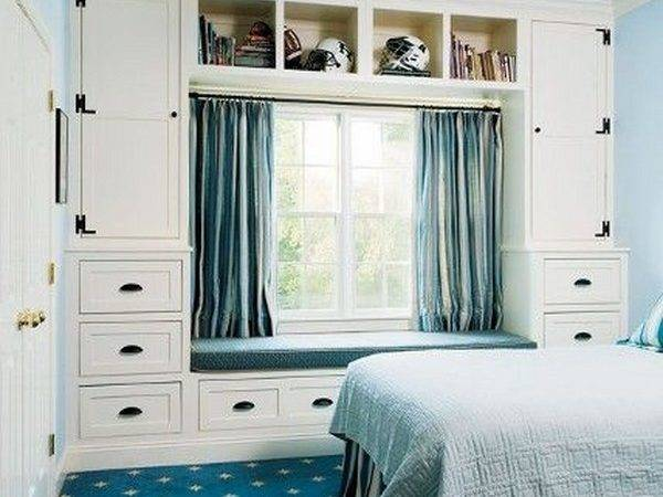 Storage Ideas Small Bedrooms Maximize Space