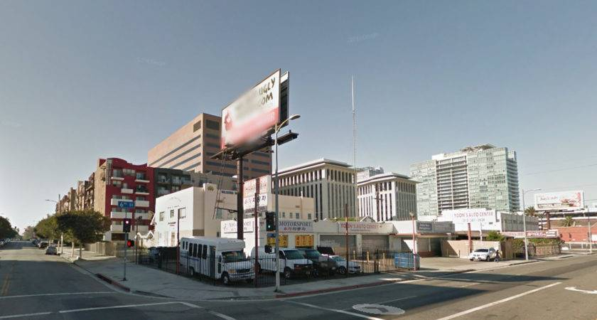 Story Hotel Residential Tower Planned Koreatown