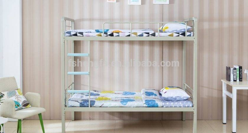 Strong Metal Military Bunk Bed Army