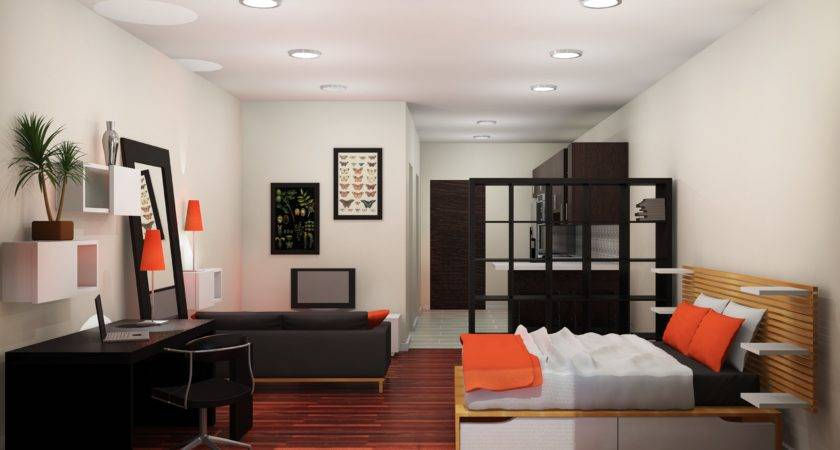 Studio Apartment Design Tips Ideas