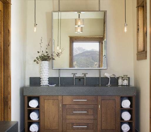Studio Farr Bathroom Transitional Denver