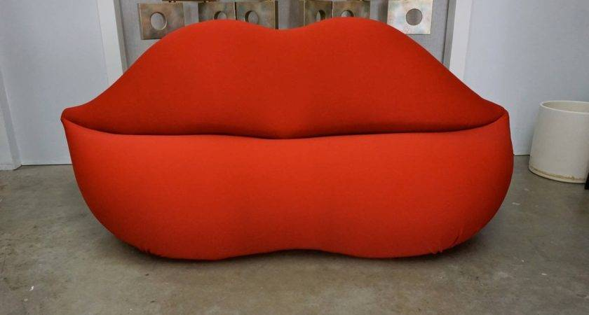 Studio Marilyn Bocca Lip Sofa Stdibs